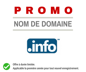 Promotion .INFO