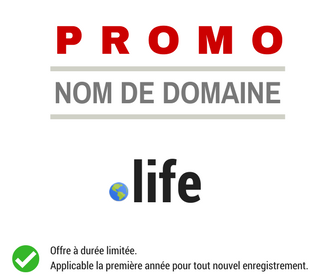 Promotion .LIFE